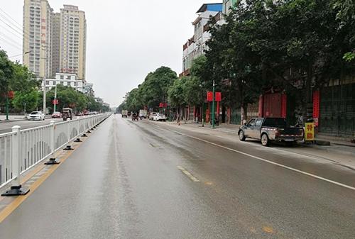 上思县团结路