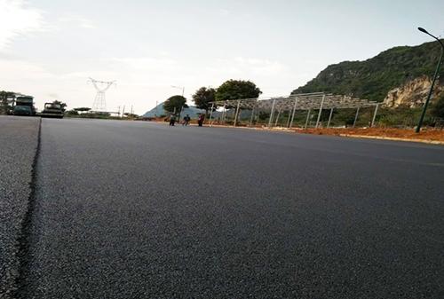 平果县大学路延长线