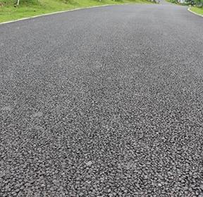 桂林黑色开级配沥青OGFC透水路面