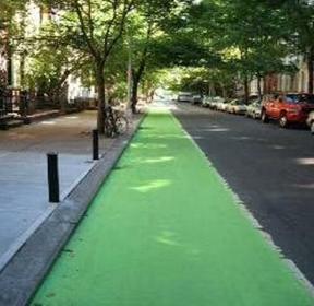 桂林密级配沥青-绿色